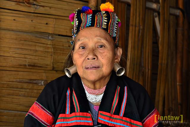 Lahu Shi Bala elder woman
