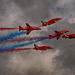 Red Arrows 'Rollback' by Phil-Clements