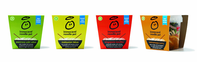 Win a Month's Worth of Yum from Innocent Drinks