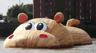 Hippo (6) @ Nine Elms 09-09-14