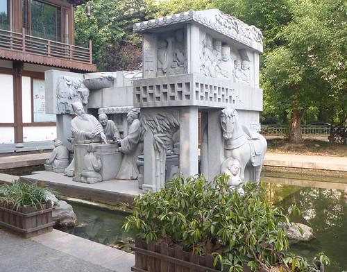 Zhejiang-Hangzhou-Quartier historique-Jour (4)