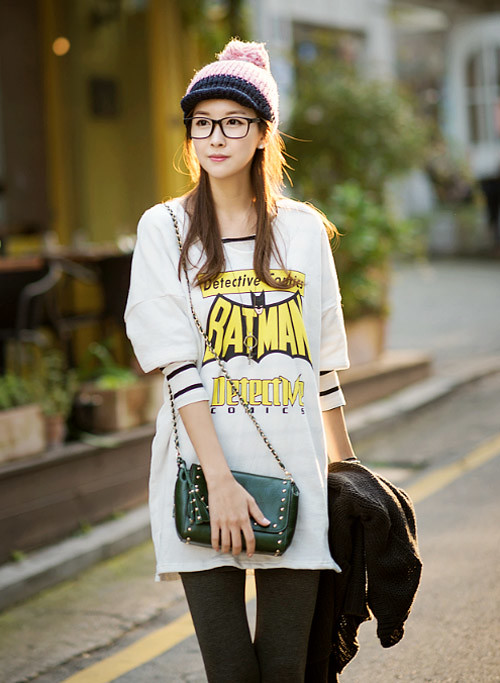 Mix đồ thời trang Thu Đông 2014 CỰC ấn tượng 11