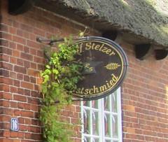 Destillerie Altenhof Schild