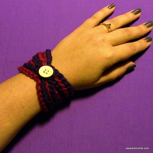 Red-and-Purple-Chain-Wrap-Bracelet