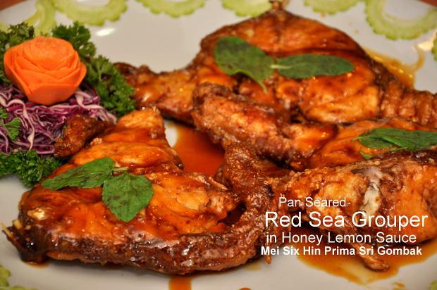 Mei Six Hin Restaurant Prima Sri Gombak 7