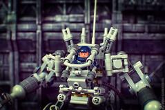 Lego Exo Suit (Lego Ideas)