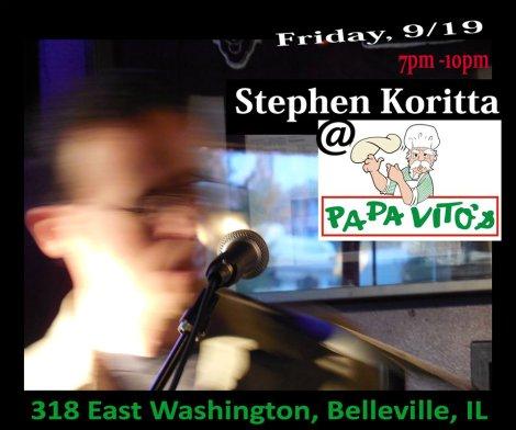 Stephen Koritta 9-19-14