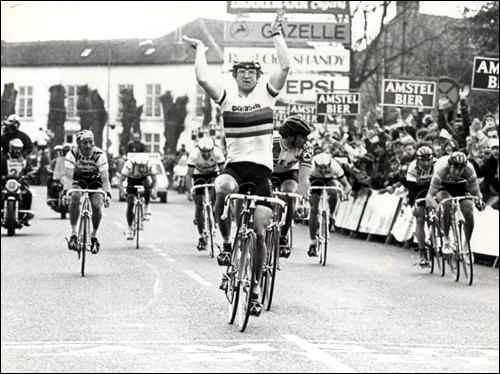 Amstel '80 - Quarta vittoria consecutiva di Raas