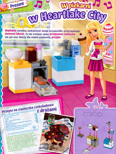 LEGO Friends Magazyn 2014-03-03