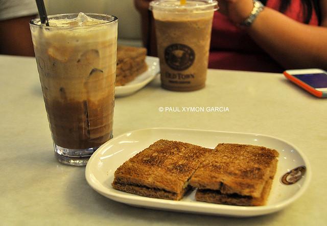 Old Town White Coffee, Penang, Malaysia