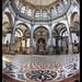 The Interior of Basilica Di Santa Maria Della Salute, Venice, Italy :: HDR by :: Artie | Photography :: Cya in Sept!