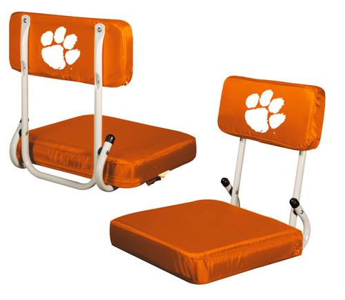Clemson Tigers Hard Back Stadium Seat