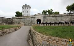 Pula: Entrance to the Venetian Citadel