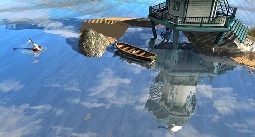 Where's Dim Sum? #259 - Melting lighthouse