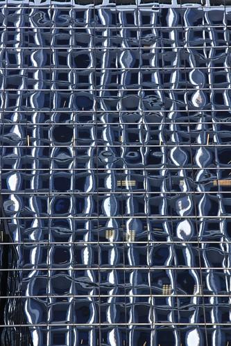 New York buildings, pattern