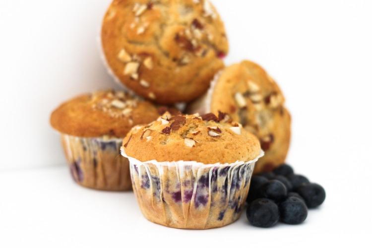 Muffins opskrift