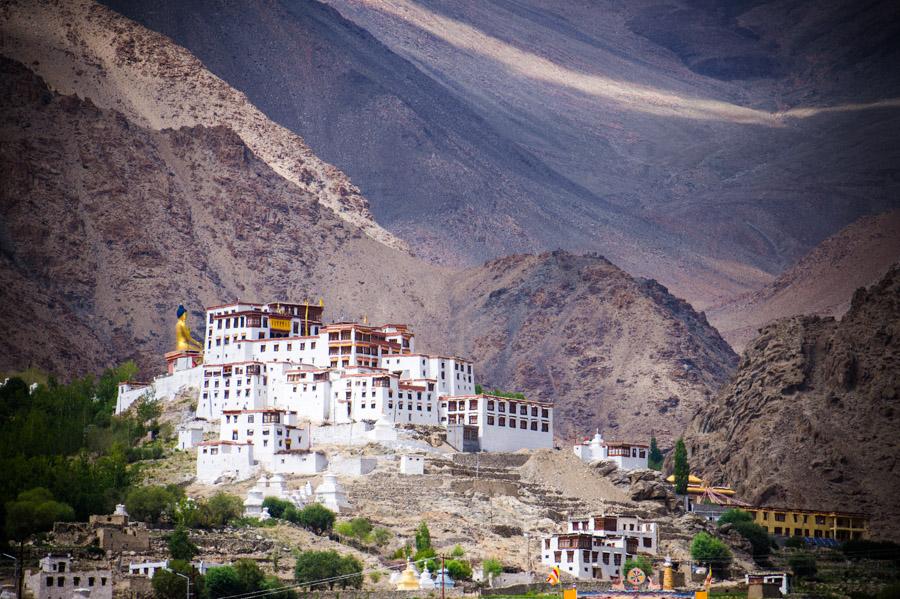 Ликир Гомпа (Монастырь Ликир), Ладакх, Индия. Монастыри Ладакха