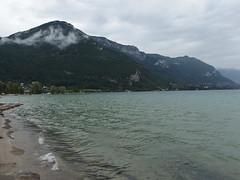 Lake Annecy @ Hike to Lanfonnet & Pointe de Talamarche
