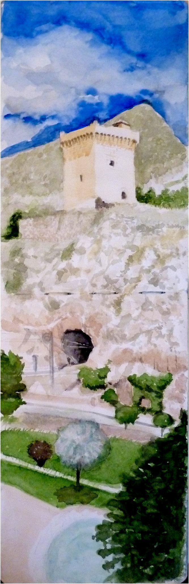 Alhama de Aragon.