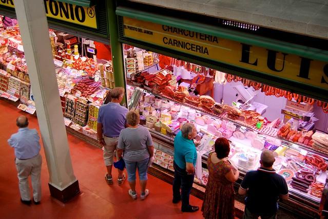 Logroño City Indoor Food Market