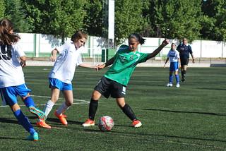 Extremadura 3-3 Escuela Peña el Valle