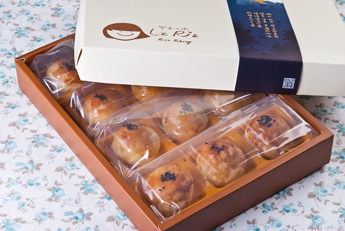 雲林樂米工坊中秋禮盒蛋黃酥 (4)
