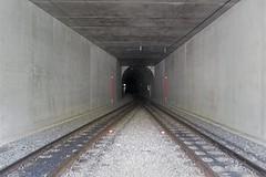 Oberalppass - MGB Tunnel