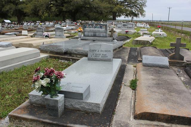 Istre Cemetery, Acadiana Parish LA