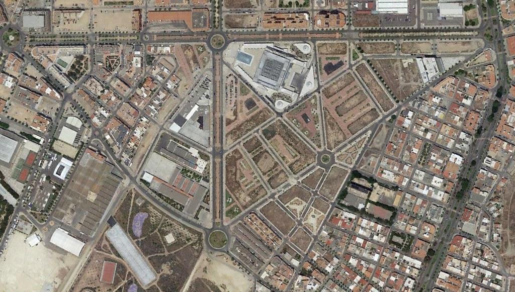 el ejido, almería, corte inglés, too soon?, después, urbanismo, planeamiento, urbano, desastre, urbanístico, construcción, rotondas, carretera