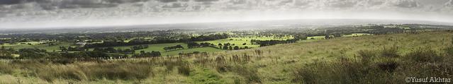 Farmland Panorama
