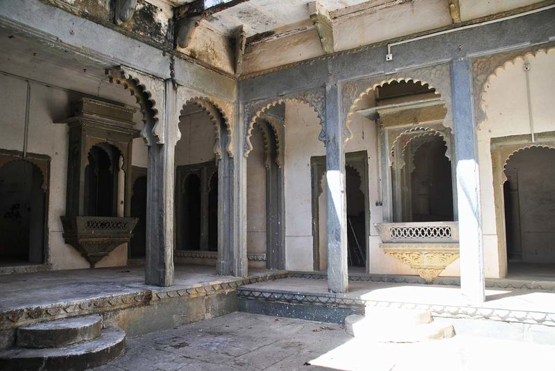 164 Mansoon Palace en Udaipur (11)
