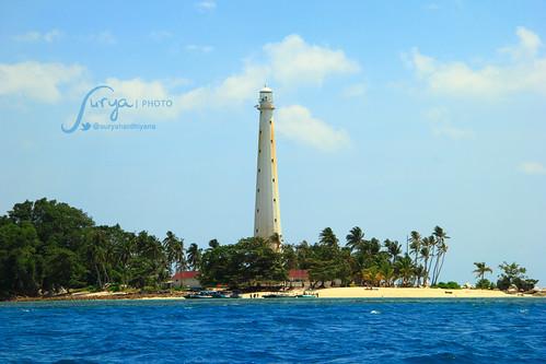 Mercusuar Pulau Lengkuas, Belitung