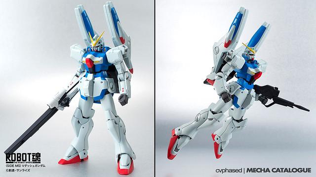 ROBOT Damashii <Side MS> V-Dash Gundam