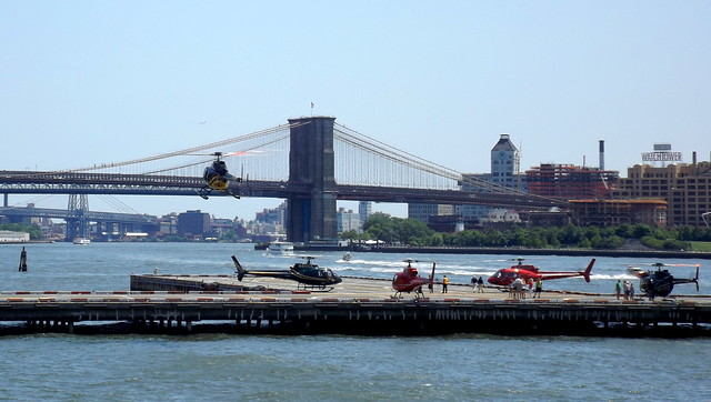 Wall Street Heliport/near