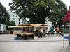 A Market in a Public Space in Vauban