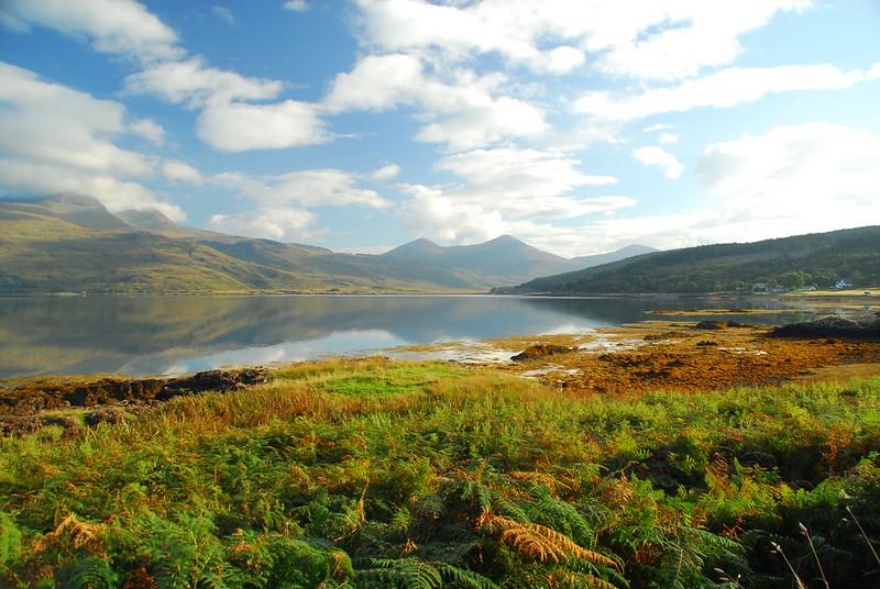 Loch Scridain,Isle of Mull