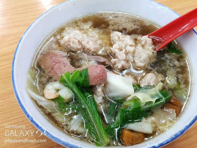 master q pork noodle