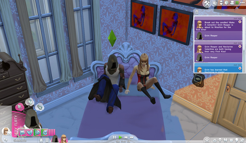 Dating Grim Reaper Sims 4 24 dating een 12 jaar oud
