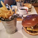 El Furniture Warehouse - the burger and fries