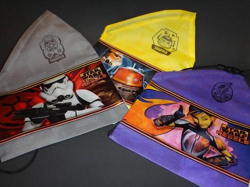 Star Wars Rebels bags