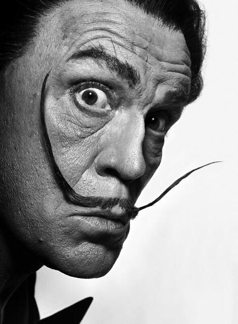 Sandro Miller, Philippe Halsman : Salvador Dali (1954), 2014