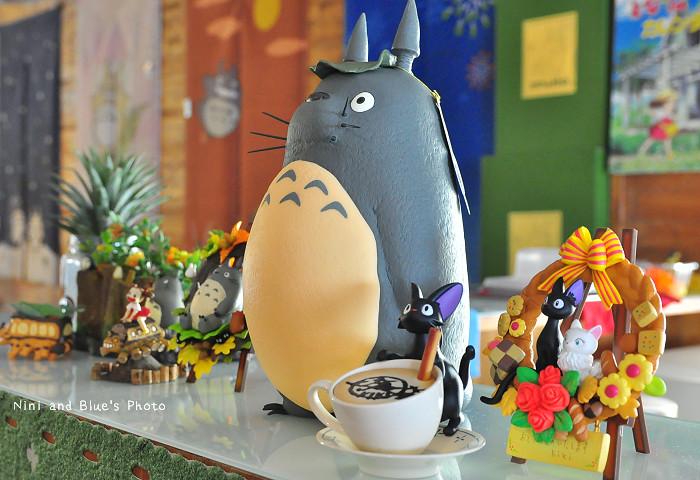 東京雜貨龍貓咖啡館22