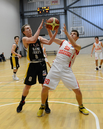 Petite Finale Sam CPE - Lugano Tigers U16  5