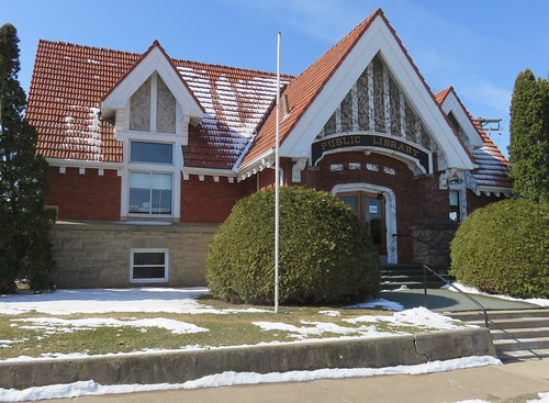 Carnegie Library (Durand, Wisconsin)