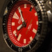 SEIKO VINTAGE DIVER 7002-700J RED AUTOMATIC WATCH by Afterthegoldrush