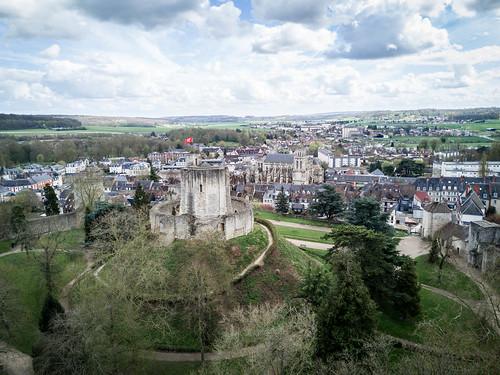Gisors castle - Eure