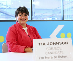 Tia Johnson - Beloit School Board Candidate