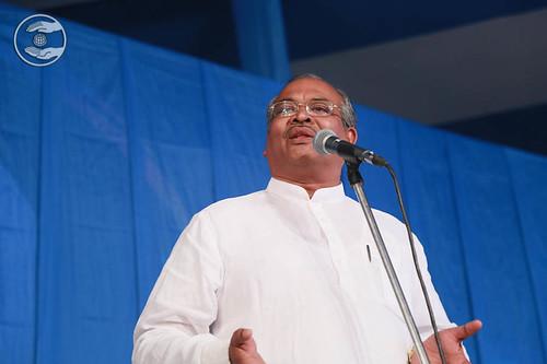 Mohan Gundu from Mumbai, Maharashtra, expresses his views