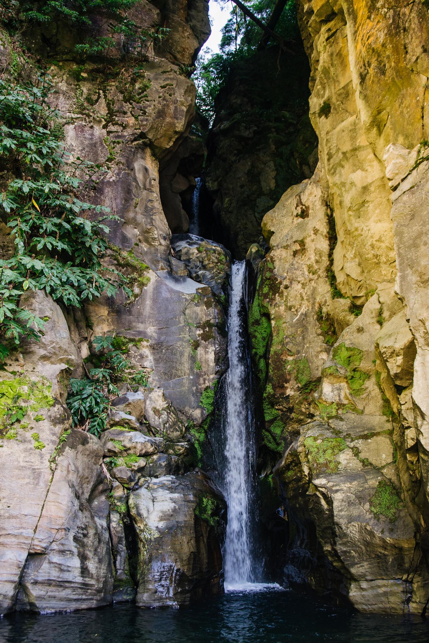 Salto do Cabrito waterfall