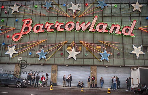 The Glasgow Barrowland Ballroom - Lords of the Land Festival  April 2017 - Glasgow Scotland